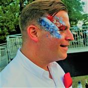 Glitter-Arty Face Painting Photo 7